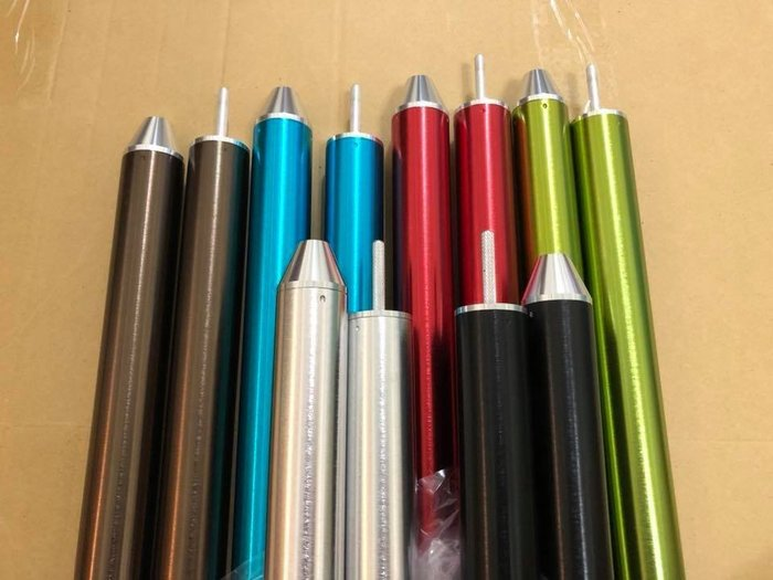 台灣製造品質保證 鋁合金營柱直徑33MM高度280管壁1.5MM