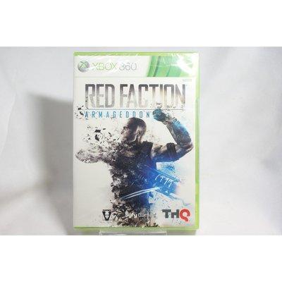 [耀西]全新 美版 XBOX 360 赤色戰線:最終決戰 RED FACTION ARMAGEDDON 含稅附發票