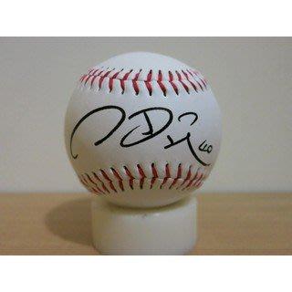 美國職棒 MLB 紐約洋基隊 Yankees 中華職棒 CPBL 富邦悍將 王建民 40 簽名球 棒球 王建民簽名球