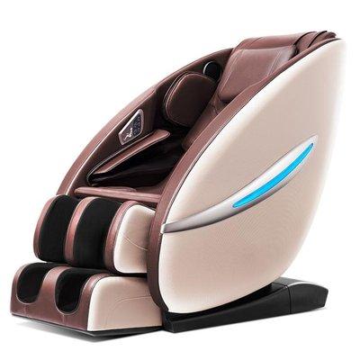 【栗家生活】按摩椅智慧豪華家用全自動太空艙多功能全身揉捏沙發SM-830LWD-38709