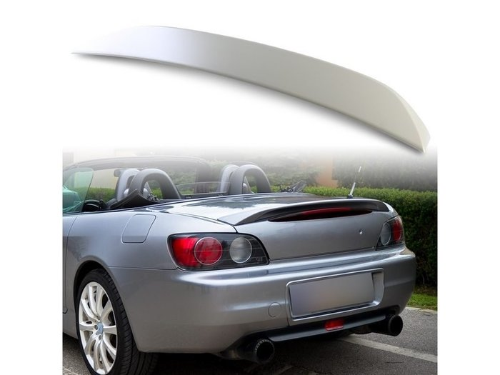 Honda 本田 S2000 2000-2009年 適用 OE款 ABS尾翼 後擾流板 噴漆件 TS-27920
