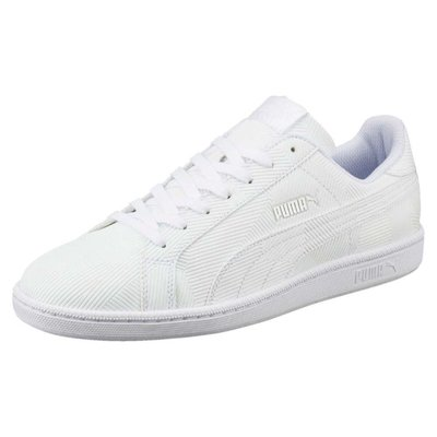 Puma Smash Deboss 都市休閒 範兒 LIKE A BOSS 型男小白鞋 小白