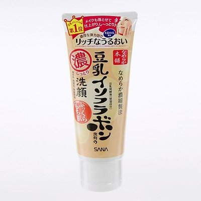 ˙TOMATO生活雜鋪˙日本進口雜貨日本製人氣no1豆乳濃厚洗顏 洗面乳(預購)