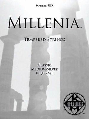 ☆ 唐尼樂器︵☆ Kerly Strings Millenia 系列冰火弦美製古典吉他弦 KQXC-MT (Medium)(銀弦/一般張力)