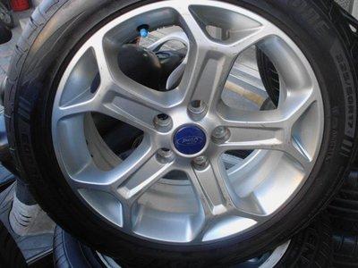 ◎至品中古胎◎優質中古跑胎~FORD HONDA BMW 三菱 日產 賓士 原廠 改裝 16吋17吋鋁圈含胎