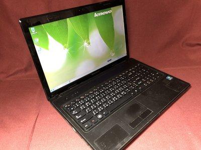 (HE07)很好用LENOVO筆電15吋G575二手良品使用正常(本品享有7天保障服務詳說明)