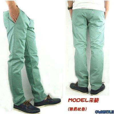 【OwnStyle】Levis 511 Slim Trouser 牛仔褲- 窄版褲 小直筒 余文樂 原色 中性 (現貨)