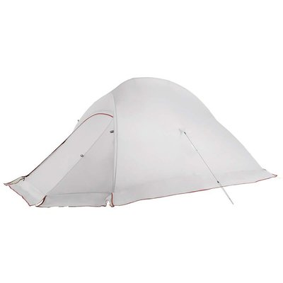 雲尚 20D 3-4人帳篷  矽膠布 超輕量化全鋁合金 登山帳篷