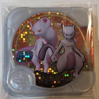 第BS01彈 同Z3 金卡 超夢 y BS000 A 史上最強超夢 神奇寶貝 Pokémon Tretta 卡匣 金超夢