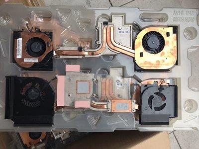 @上新電腦配件散熱風扇 聯想Thinkpad P52風扇散熱片P53模組獨立 02DM014