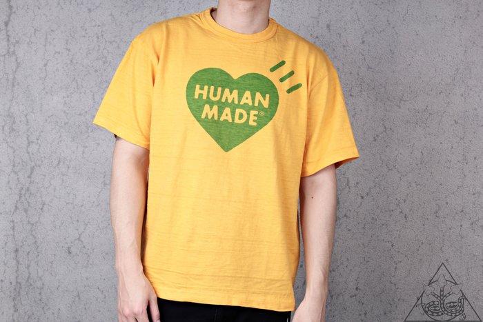【HYDRA】Human Made Bold Heart Logo T-Shirt 愛心 短T【HM19CS021】