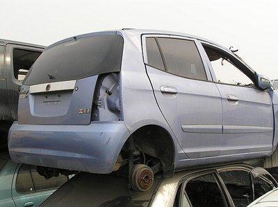 KIA/ EURO STAR / RIO / SPORTAGE / CARENS / CARNIVAL 零件車拆賣
