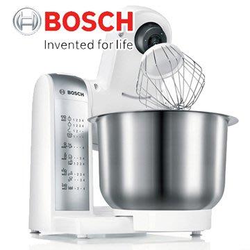 BOSCH 博世家電 萬用廚師料理機 MUM4415TW (展示機)