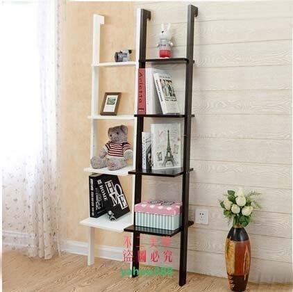 美學250客廳靠墻上擱板置物架隔板書架臥室轉角裝飾架支架 E1級板材 梯形❖58185