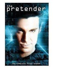 【偽裝者/The pretender】1-4季 4碟DVD