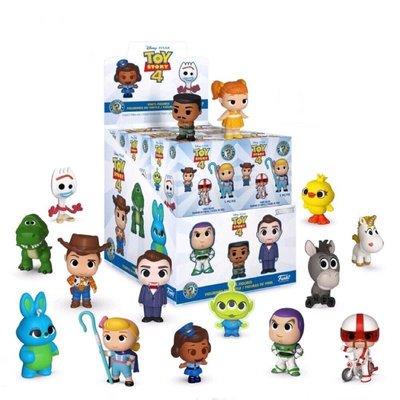 現貨 Funko Mystery Minis Toy Story 4 玩具總動員4 盒抽 巴斯