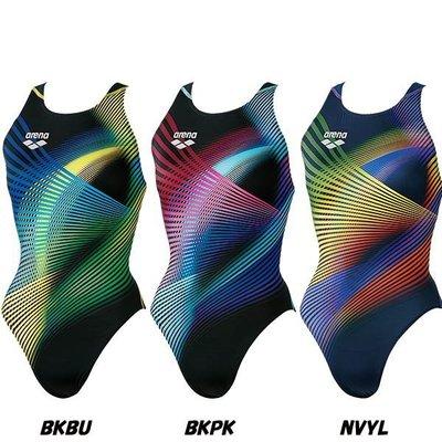 Bz Store 日本 Arena ARN-8041W 女用連身泳衣 18SS春夏新款 FINA競賽款 低水阻
