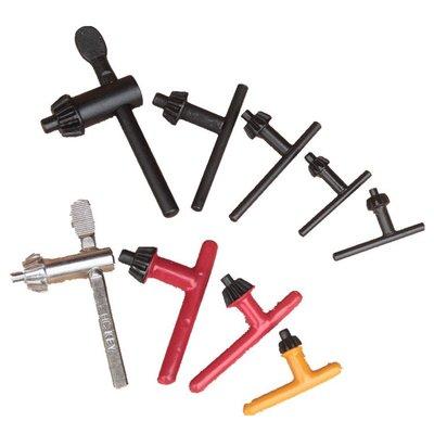 可樂屋 精品手電鉆鑰匙 臺鉆鉆夾頭扳手 手槍鉆扳手鑰匙鎖匙電動工具配件