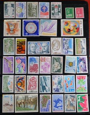 特價商品 外國郵票 法國 一批...