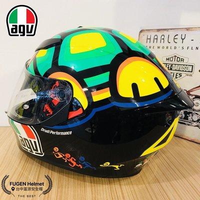 【台中富源】 義大利 AGV K3-SV 亞洲版 Tartaruga 烏龜帽 全罩式安全帽 內墨片 內襯全可拆 雙D扣
