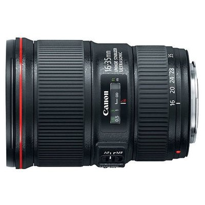 Canon EF 16-35mm F/4 L IS USM  彩虹公司貨