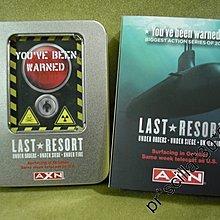 全新 AXN HD Last Resort 《潛行叛變》紀念品 USB 4GB 手指一隻