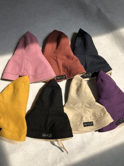Chris精品代購 日本精品代購 Agnes b 小B angesb 專櫃名品 漁夫帽 賣到翻掉 日本大缺貨 要買要快