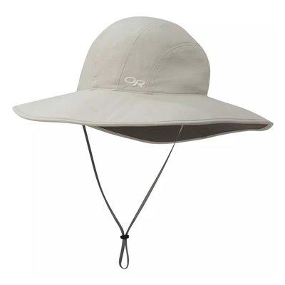 滿3000免運-TheNorthFace雙和專賣店 OR女抗UV大盤帽/Oasis Sombrero/264388/沙白