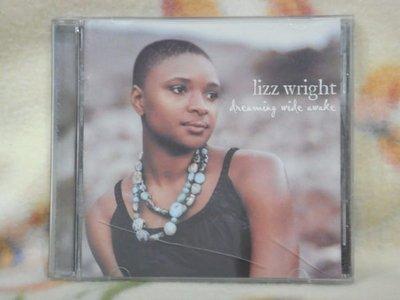 Lizz Wright cd=Dreaming Wide Awake (2005年發行)