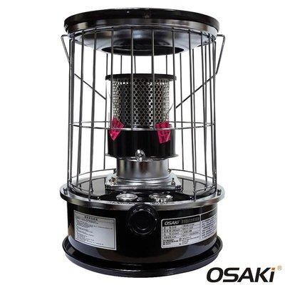 【山野賣客】OSAKI 第二代黑金剛鈦合金煤油暖爐 OS-88 台北市