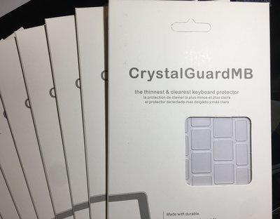 Apple 蘋果 筆電 Macbook Air Pro 12吋 13吋 15吋 16吋 透明鍵盤膜 防水 防塵 台北市