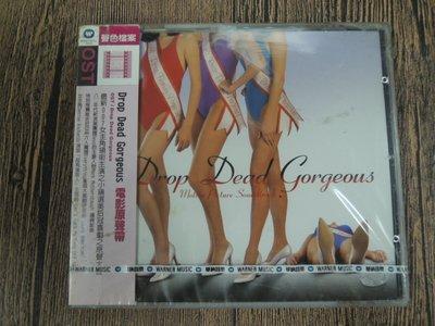 Q2003-早期CD未拆德國版】Drop Dead Gorgeous 電影原聲帶-華納音樂-Mark Mothersba