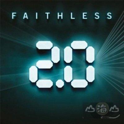 【黑膠唱片LP】無信念20年經典+混音特選Faithless 2.0 /無信念合唱團---88875071591