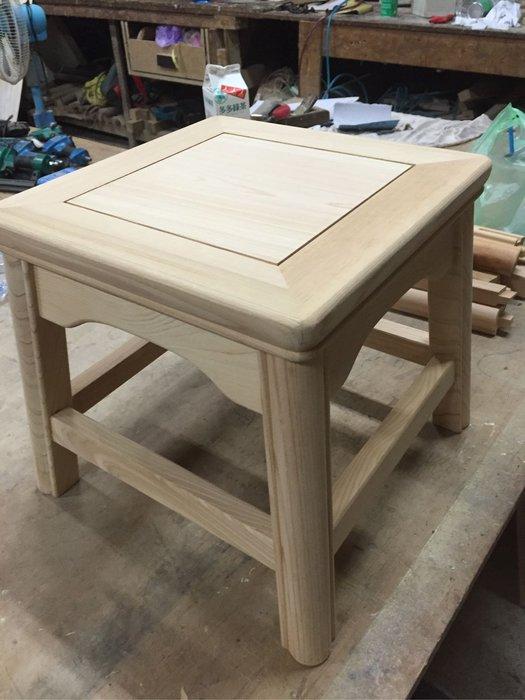 台灣傳統技藝 🔜 傳統檜木小椅子 工廠自產自銷  外銷歐美國家