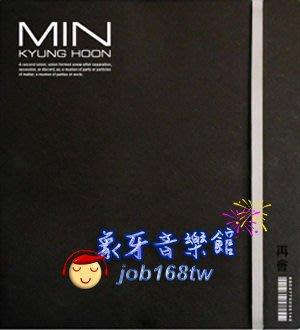 【象牙音樂】韓國人氣男歌手-- (Buzz) 閔慶勳 Min Kyung Hoon Mini Album - Reunion