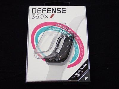 新上市促銷X-doria Apple Watch保護殼 PC超薄透明殼刀鋒保護套不發黃 不變形 44mm  40mm