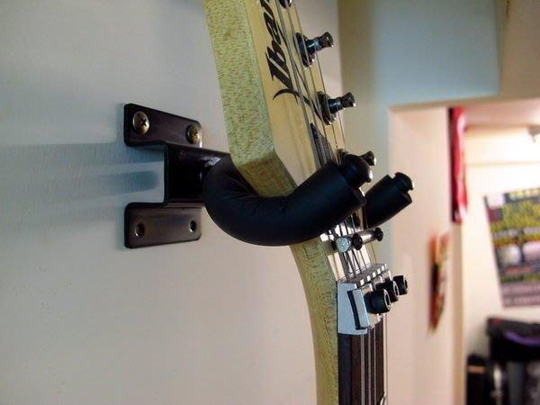 ☆ 唐尼樂器︵☆電吉他/木吉他/民謠吉他/電貝斯掛架/吊架(鎖螺絲式)適合 Fender/ Gibson 等