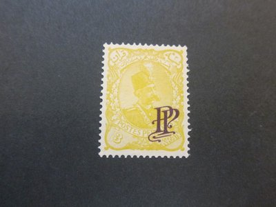 【雲品】伊朗Iran 1898 Sc 115 O/Print (not listed) MNH 庫號#BP17 79884