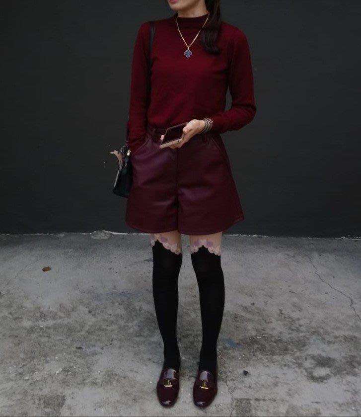 [En shop] 日本帶回 anna sui 假膝上襪 褲襪 日本製 現貨