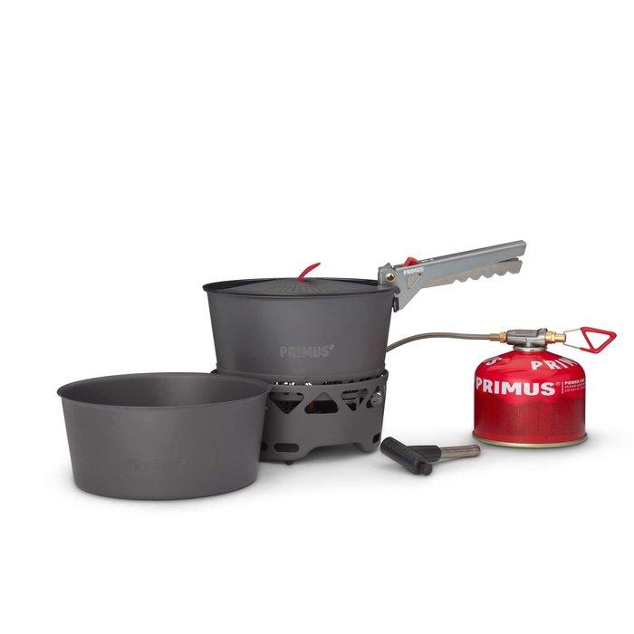 [金樹戶外]瑞典 Primus 1.3L 快速瓦斯鍋爐組 351032 登山鍋具 露營鍋具 野餐鍋具 快速鍋具
