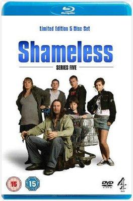 無恥家庭  無恥之徒 第五季  Shameless Season 5  共2碟