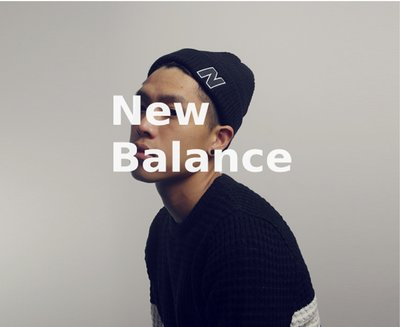 Myplace.com 代購 / Compo Beanie【New balance 毛帽】