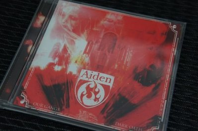 AIDEN (Alesana/My Chemical Romance/Senses Fail/AFI/Atreyu)