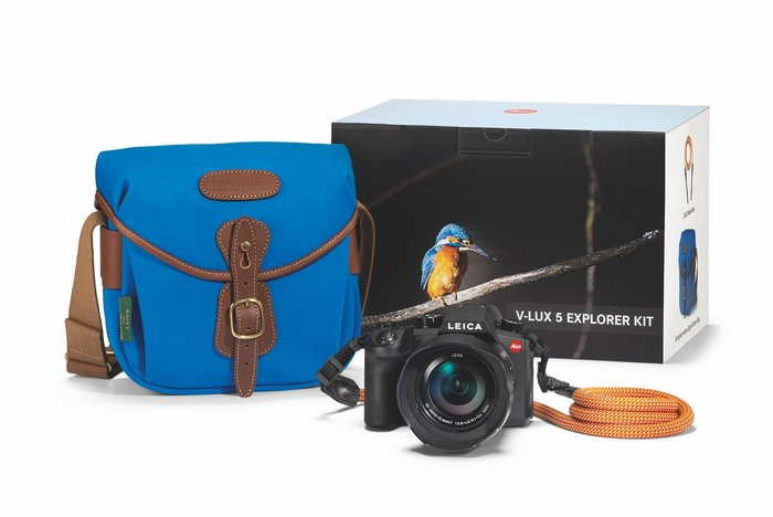 【日光徠卡】Leica 19166 V-LUX 5 探險家限量套組 全新公司貨