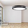 【168 Lighting】Oreo夾心《LED吊燈》GE 81163-1