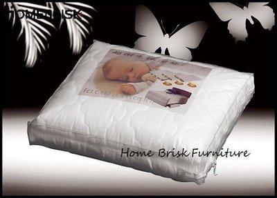 【宏興HOME BRISK】5尺全包式保潔墊,高透氣性、保持床墊和彈簧床的清潔,熱