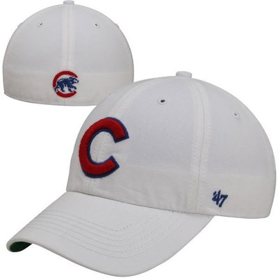 MLB小熊隊Chicago Cubs '47 Crawl Bear MLB Franchise Fitted Ha棒球帽