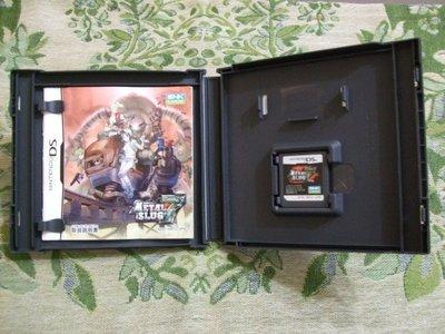 ※現貨『懷舊電玩食堂』《純正日本原版、附盒書、3DS可玩》【NDS】SNK 越南大戰 7 合金彈頭 7 Metal Sl