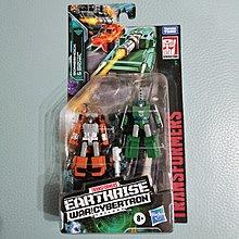 Transformers WFC Earthrise Bombshock & Growl Micromaster Figure 2-Pack WFC-E4