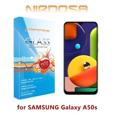 晴璇本舖【豐原總館】NIRDOSA SAMSUNG Galaxy A50s 9H 鋼化玻璃 螢幕保護貼